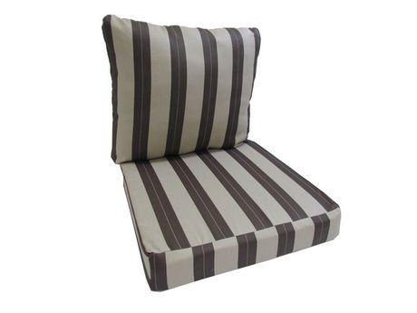 Henryka Ltd Henryka Brown Deep Seat Cushion - image 3 of 4