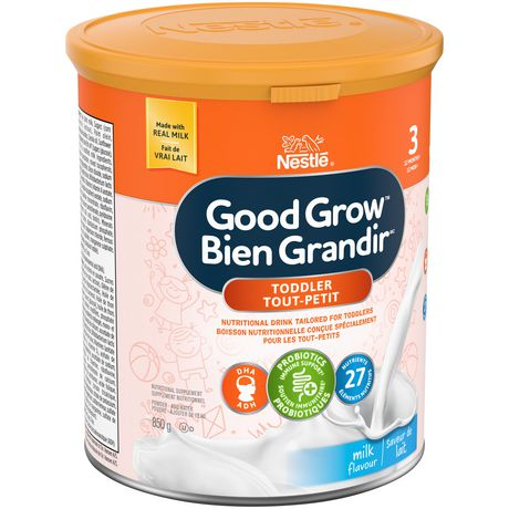 NESTLÉ GOOD GROW Stage 3 Nutritional Toddler Drink Milk Flavour - image 6 of 9