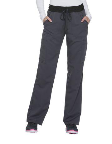 820d0a9804e6 Scrubstar Women s Premium Collection Flex Stretch Rayon Drawstring Scrub  Pant - image 1 ...