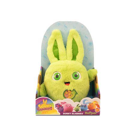Hopper Bunny Blabbers Plush - image 2 of 2