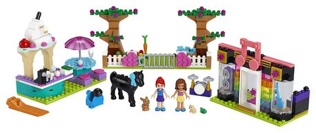 LEGO Friends Heartlake City Brick Box 41431 Toy Building Kit (321 Pieces) - image 2 of 6
