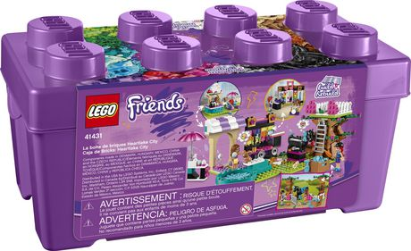 LEGO Friends Heartlake City Brick Box 41431 Toy Building Kit (321 Pieces) - image 5 of 6