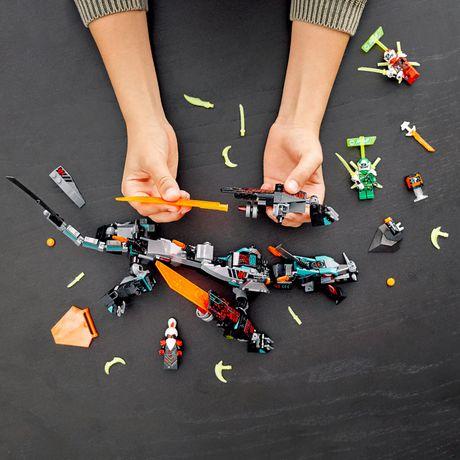 LEGO NINJAGO Empire Dragon 71713 Ninja Toy Building Kit ...