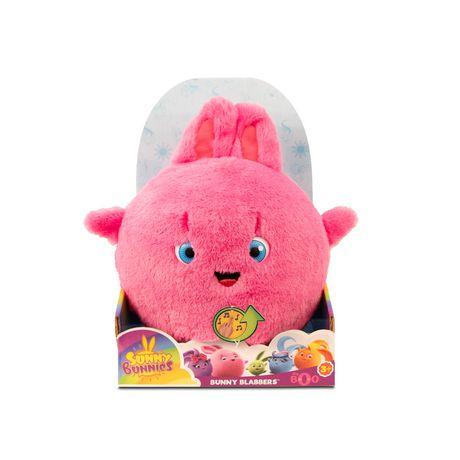 Big Boo Bunny Blabbers Plush - image 2 of 2