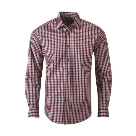 George men 39 s wrinkle resistant dress shirt walmart canada for Wrinkle resistant dress shirts