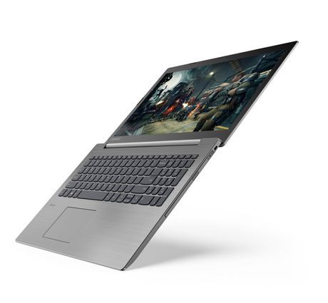 "Lenovo IDEAPAD 330 81D1000CUS 15.6"" Laptop with Intel Celeron N4000 1.1 GHz Processor,  Platinum Grey - image 5 of 5"