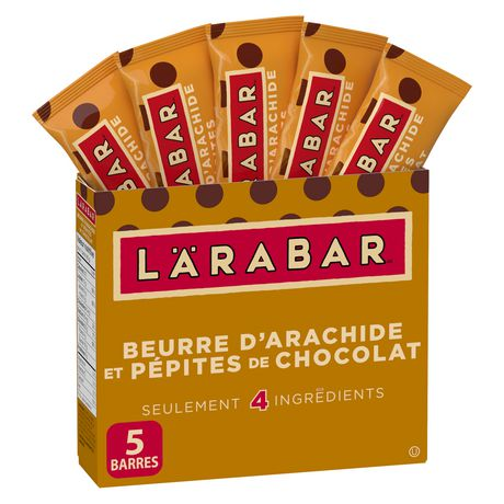 Larabar Gluten Free Peanut Butter Chocolate Chip - image 2 of 7