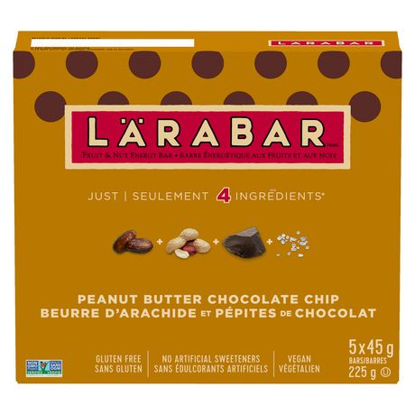 Larabar Gluten Free Peanut Butter Chocolate Chip - image 6 of 7