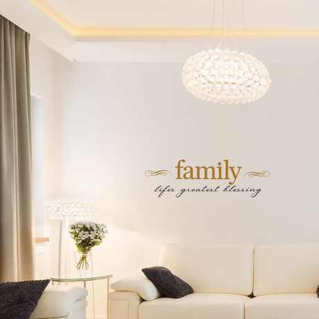 Artissimo Designs Family Life S Greatest Blessing Wall
