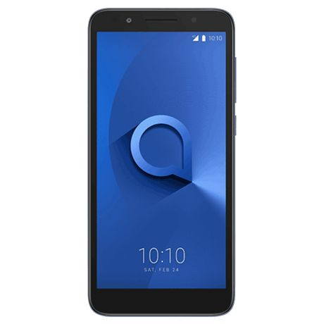 "Alcatel 1X 5.3"" 16GB Android Oreo Dark Grey - image 1 of 3"