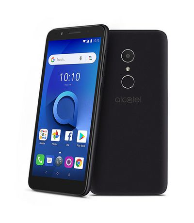 "Alcatel 1X 5.3"" 16GB Android Oreo Dark Grey - image 3 of 3"