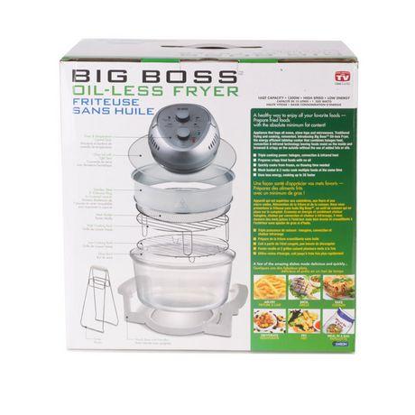 Big Boss Oil-less Fryer - image 3 of 3