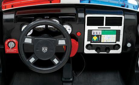 Kid Trax 12V Dodge Pursuit Police Car | Walmart Canada