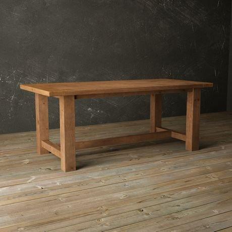 Table de salle manger countryside de urban woodcraft de for Salle a manger urban