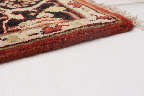 eCarpetGallery Hand Knot Serapi Heritage Copper Wool Rug 5'0x8'0 - image 3 of 6