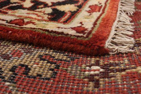 eCarpetGallery Hand Knot Serapi Heritage Copper Wool Rug 5'0x8'0 - image 2 of 6