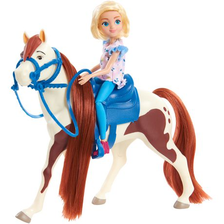 Poupée et Cheval de Spirit à Collectionner - Abigail et Boomerang - image 3 de 4