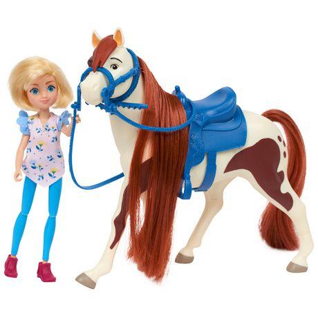 Poupée et Cheval de Spirit à Collectionner - Abigail et Boomerang - image 4 de 4