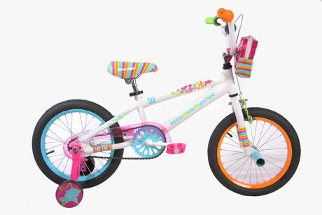 Littlemissmatched 16 Quot Little Miss Matched Girls Bike