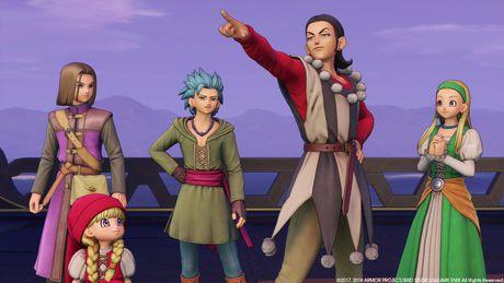 DRAGON QUEST XI: Echoes of an Elusive Age (PS4) - image 6 de 6