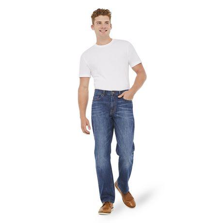 George Men's Athletic Fit Five Pocket Denim - image 5 of 6