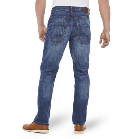 George Men's Athletic Fit Five Pocket Denim - image 3 of 6