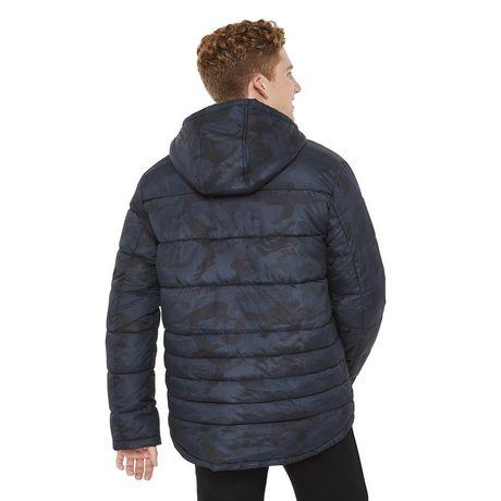 George Men's Value Puffer Jacket - image 3 of 6