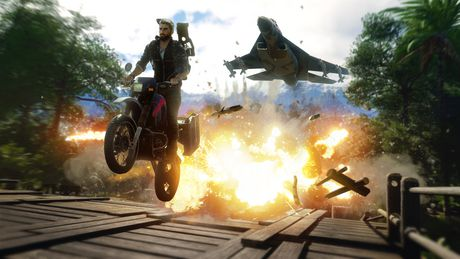 Just Cause 4: Day One Edition (PS4) - image 5 of 9