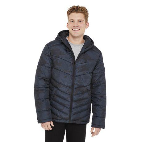 George Men's Value Puffer Jacket - image 1 of 6