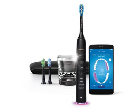 Philips HX9903 Sonicare DiamondClean Smart Black