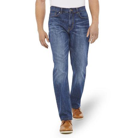 George Men's Athletic Fit Five Pocket Denim - image 1 of 6
