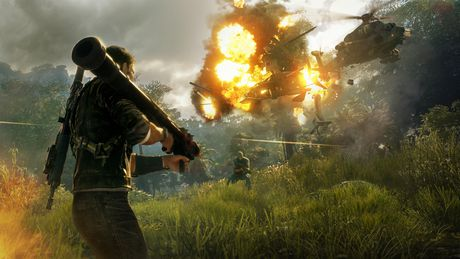 Just Cause 4 Gold Edition (PS4) - image 6 de 9