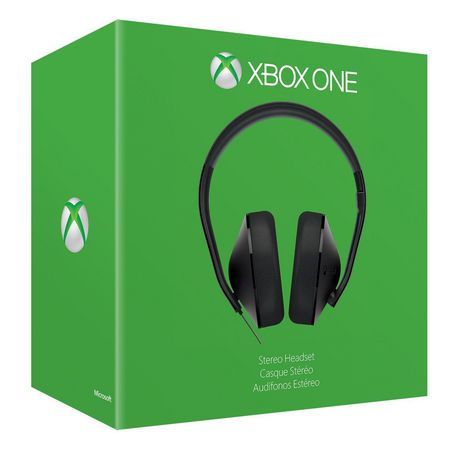 casque d 39 coute st r o xbox one. Black Bedroom Furniture Sets. Home Design Ideas