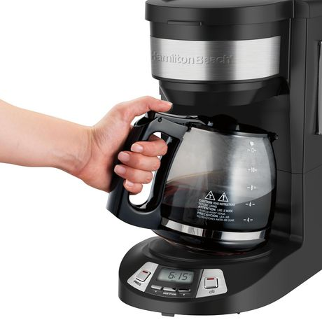Hamilton Beach 46290C 12 Cup Programmable Coffee Maker - image 2 of 7