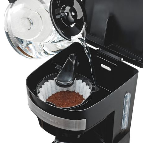 Hamilton Beach 46290C 12 Cup Programmable Coffee Maker - image 5 of 7