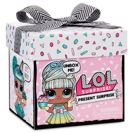 L.O.L. Surprise! Present Surprise Doll - image 4 of 4