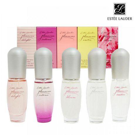 Coffret Pleasures Ml Cadeau Estee Lauder Pour 4 Eau Femmes De 0OP8nwk
