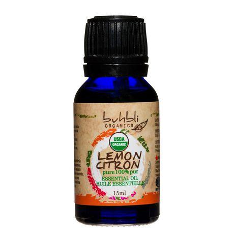 Buhbli Organics Lemon Essential Oil - image 1 of 2