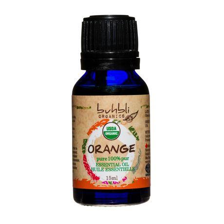 Buhbli Organics Orange Essential Oil - image 1 of 2