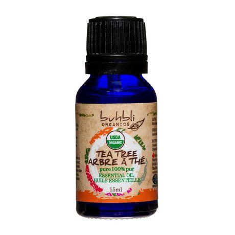 Buhbli Organics Tea Tree Essential Oil - image 1 of 2