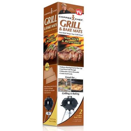 grille et tapis de cuisson copper chef walmart canada. Black Bedroom Furniture Sets. Home Design Ideas