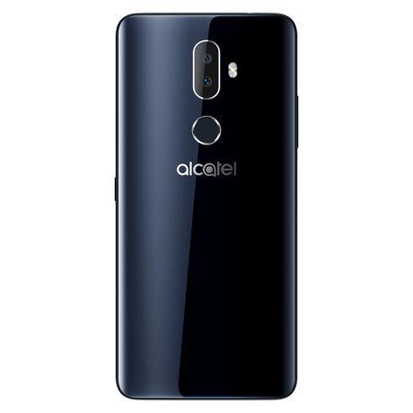 Alcatel 3V 16GB Android 8.0 Oreo Spectrum Black - image 2 of 8