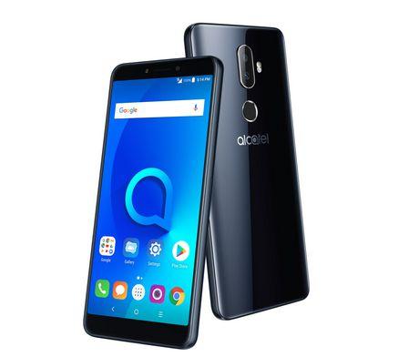 Alcatel 3V 16GB Android 8.0 Oreo Spectrum Black - image 8 of 8