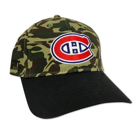 680705a173f5d7 Men's Camo Montreal Canadiens Camo Cap | Walmart Canada