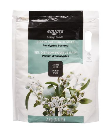 Equate Beauty Eucalyptus Epsom Salt - image 1 of 1