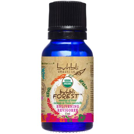 Buhbli Organics Forest Essential Oil Blend - image 1 of 2