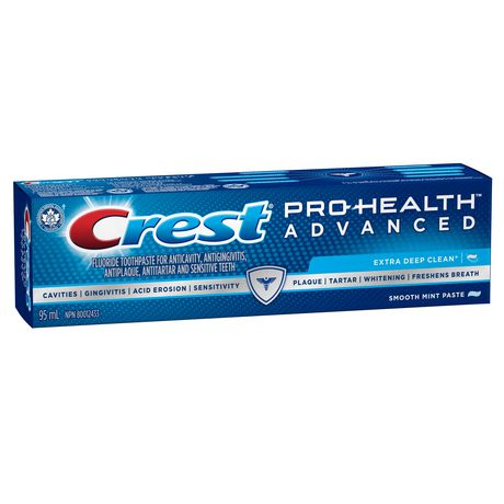 Crest Pro-Health Advanced Extra Deep Clean Toothpaste - image 2 of 3