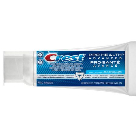 Crest Pro-Health Advanced Extra Deep Clean Toothpaste - image 3 of 3