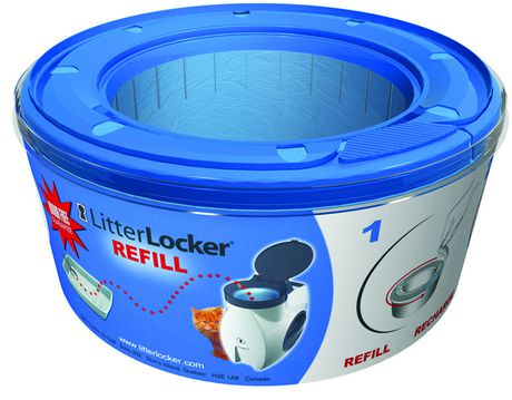 Litter Locker 1 Refill At Walmart Ca Walmart Canada