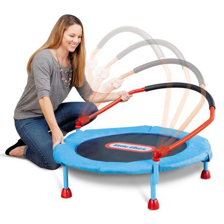 Little Tikes - 3-ft Trampoline - image 3 of 4